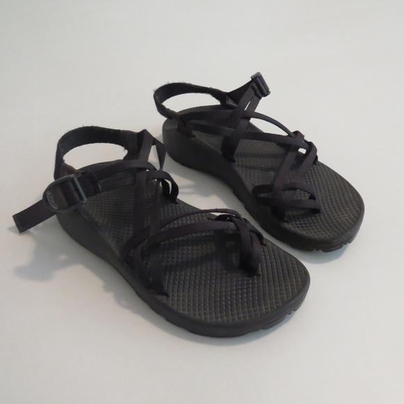 59e88ec73fcf Chaco Shoes - Chaco 9W Black Double Strap Sandals